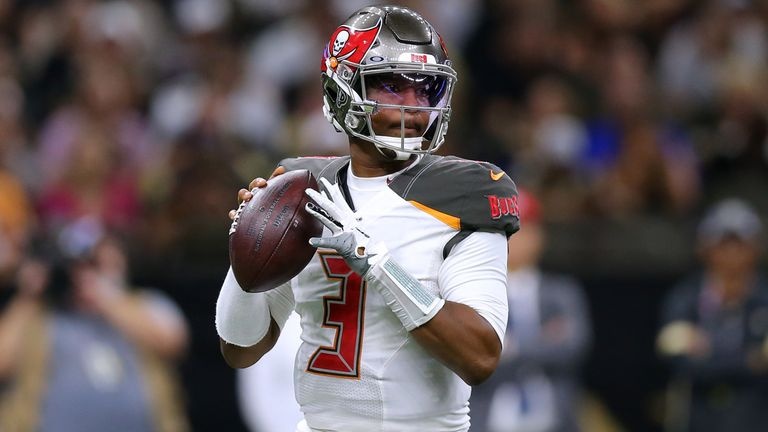Jameis Winston has had a strong start under new head coach Bruce Arians