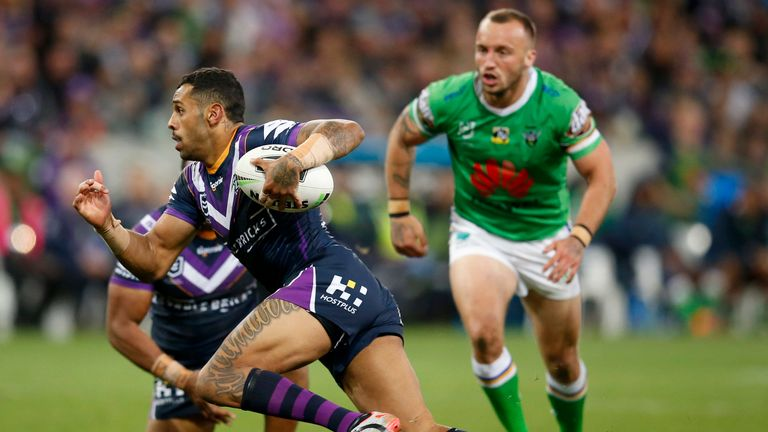 Josh Addo-Carr could light up the World Cup Nines this weekend