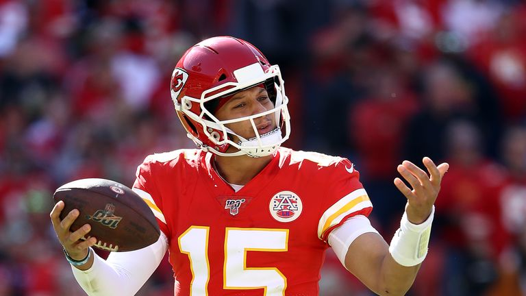 Patrick Mahomes and the Chiefs have lost their last two games after a 4-0 start