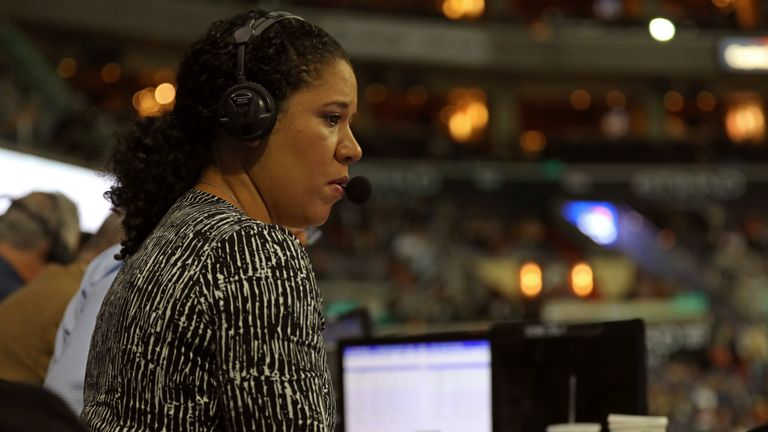 Kara Lawson has already made an impact for the Boston Celtics after moving from being a summariser to the sideline