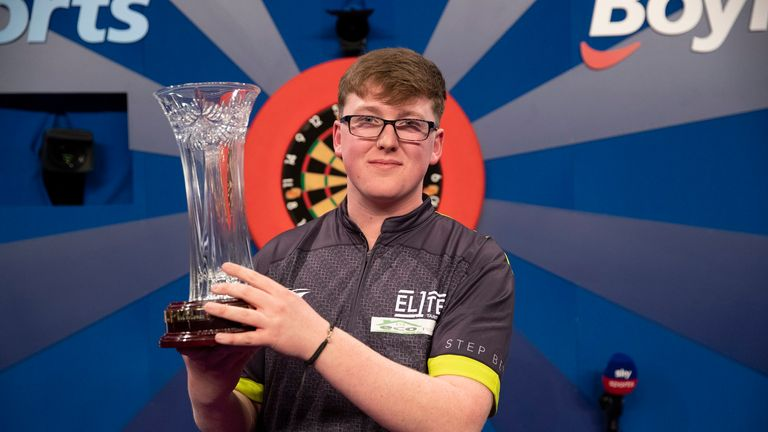 Keane Barry will make his World Championship debut after clinching the Tom Kirby Memorial Irish Matchplay title in October