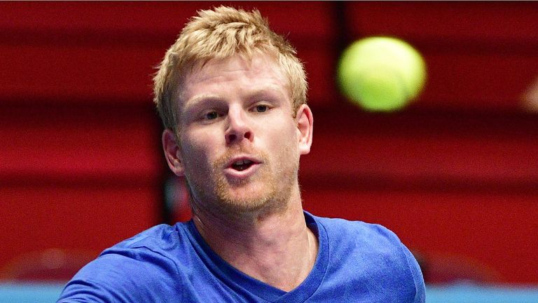 Kyle Edmund beaten in first round of Erste Bank Open in Vienna | Tennis News |