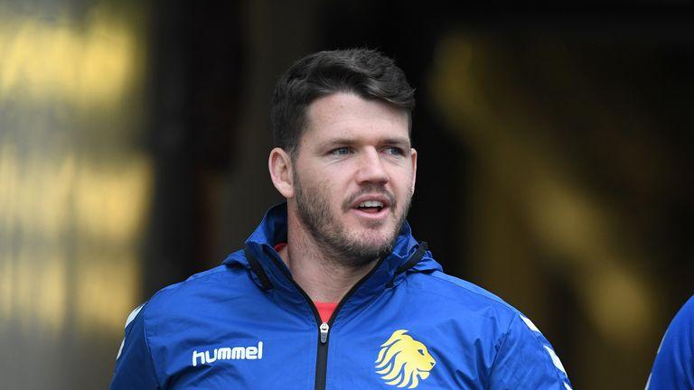 Lachlan Coote is the sole Scotland representative in the 2019 Great Britain squad