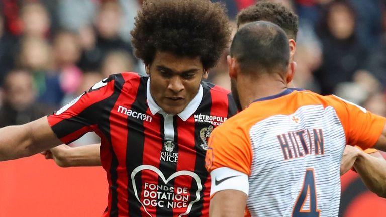 Nice sack striker for stealing team-mate's €70k watch