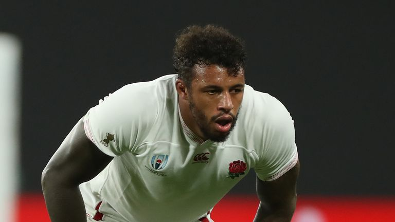 Courtney Lawes will not be part of the England training camp this week after being rested by Eddie Jones