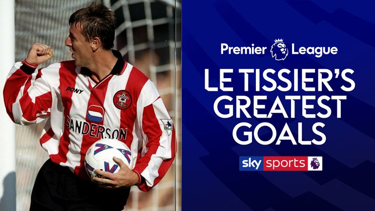 Matt Le Tissier's greatest goals