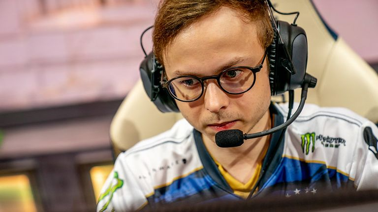 Team Liquid currently have a 1-1 record at Worlds (Credit: Riot Games)
