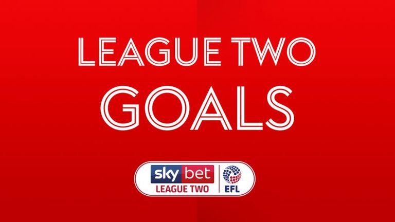 Resumen de la Liga Dos y resumen: Swindon y Crewe ganan | Noticias de futbol 2
