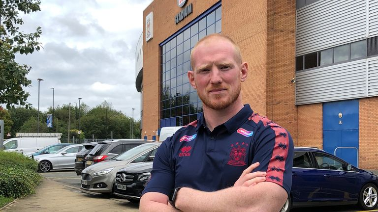 Super League play-offs: Wigan Warriors' Liam Farrell set for milestone | Rugby League News |