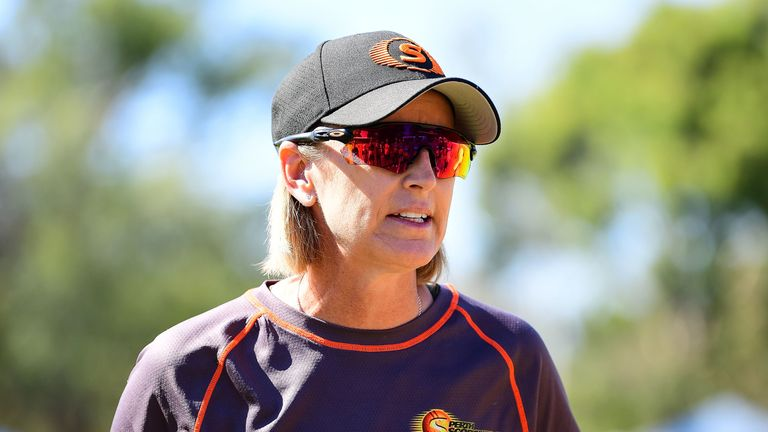 Lisa Keightley has been appointed the new England Women's head coach