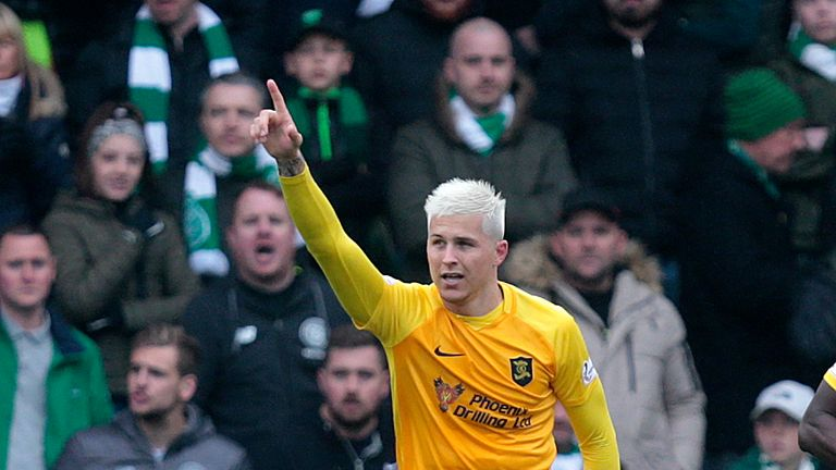 Livingston 2-0 Celtic: 10-man Bhoys suffer first league defeat of season