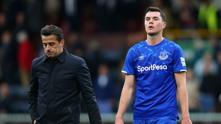 Marco Silva's side have collected just one point from four Premier League away games