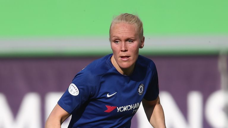 Chelsea Women 2-1 Arsenal Women: Maria Thorisdottir's late strike ends Gunners' perfect start | Football News |