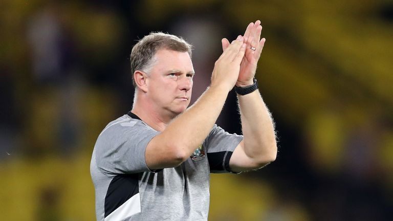 Coventry manager Mark Robins' 'new and improved' contract is likely to fend off Sunderland, who are still looking for a new manager.