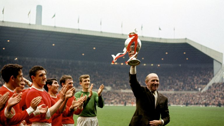 ผลการค้นหารูปภาพสำหรับ Matt Busby: Pioneering manager who shaped Manchester United profiled in new film