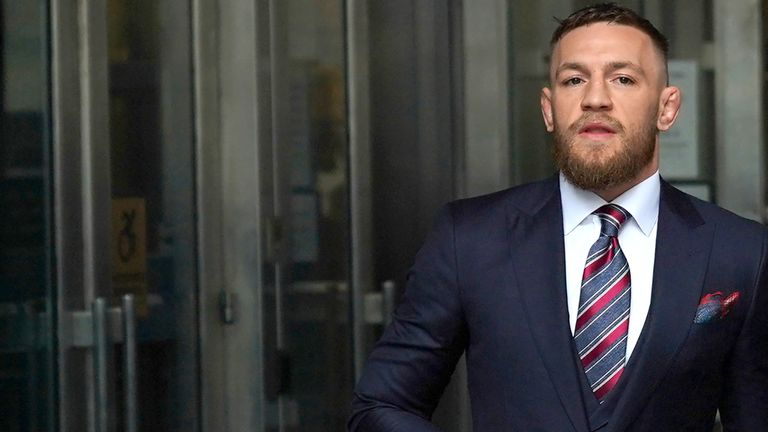 Conor McGregor will have to return to court next month