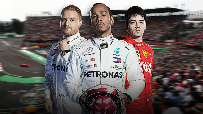 2019 Mexican Grand Prix race preview