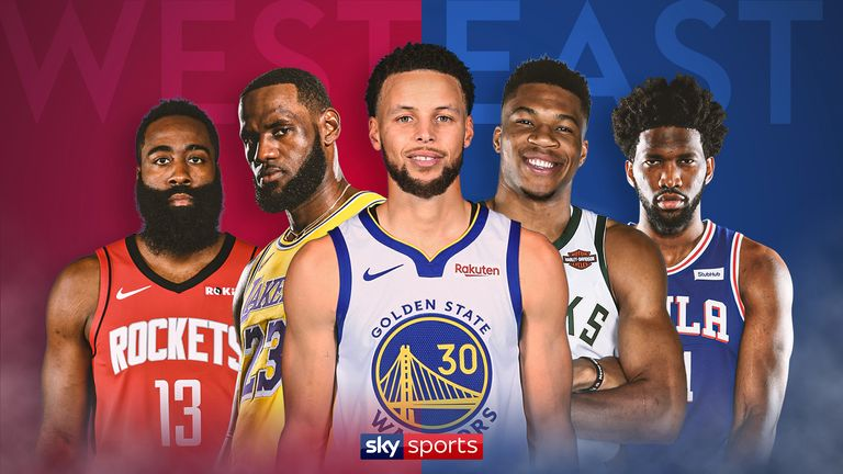 NBA live on Sky Sports