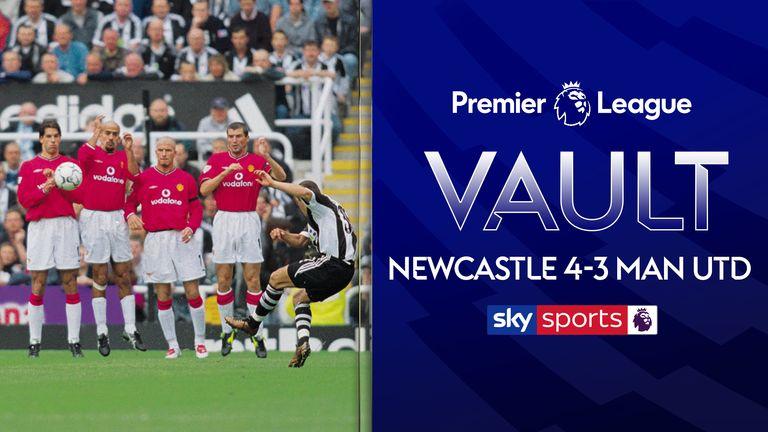 Newcastle 4-3 Man United