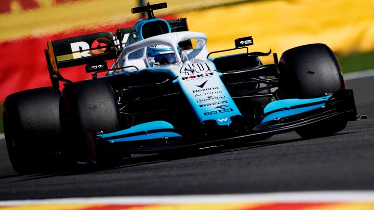 Latifi has taken part in six F1 practice sessions with Williams this season