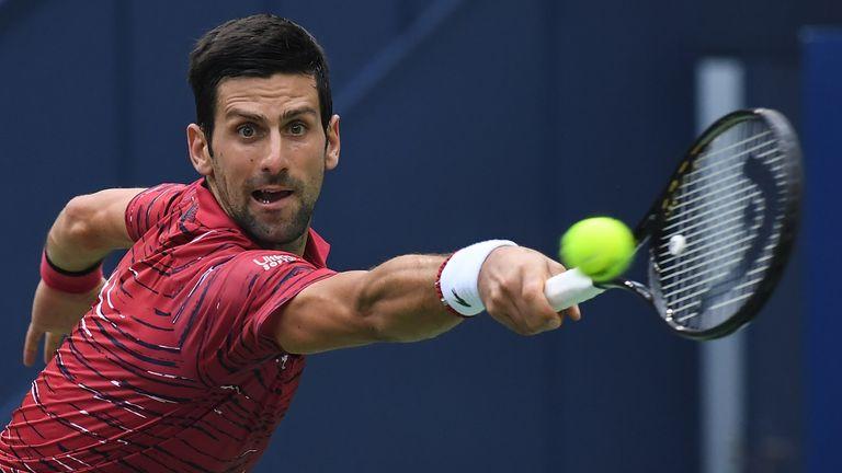 Novak Djokovic knocked out of Shanghai Masters by Stefanos Tsitsipas  | Tennis News |
