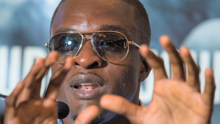 Ohara Davies is part of the Golden Contract tournament