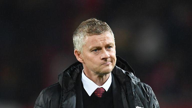 Ole Gunnar Solskjaer initially replaced Jose Mourinho as caretaker manager last December
