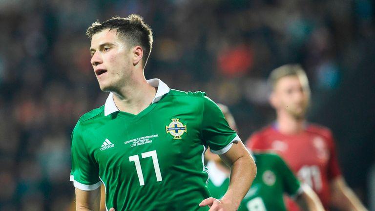 Paddy McNair scored twice as Northern Ireland beat Czech Republic