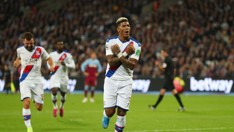 Patrick van Aanholt levelled from the spot