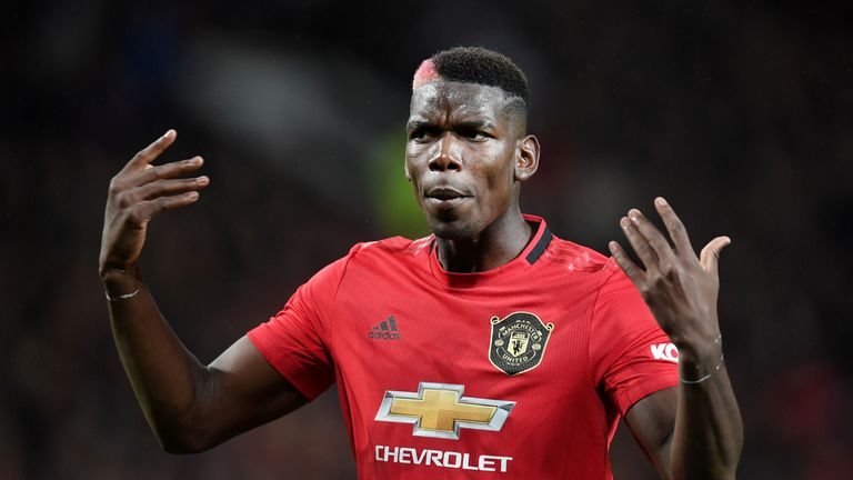 Paul Pogba will reportedly turn down a new Manchester United contract