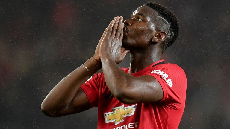 Paul Pogba won't sign new Manchester United contract, according to reports