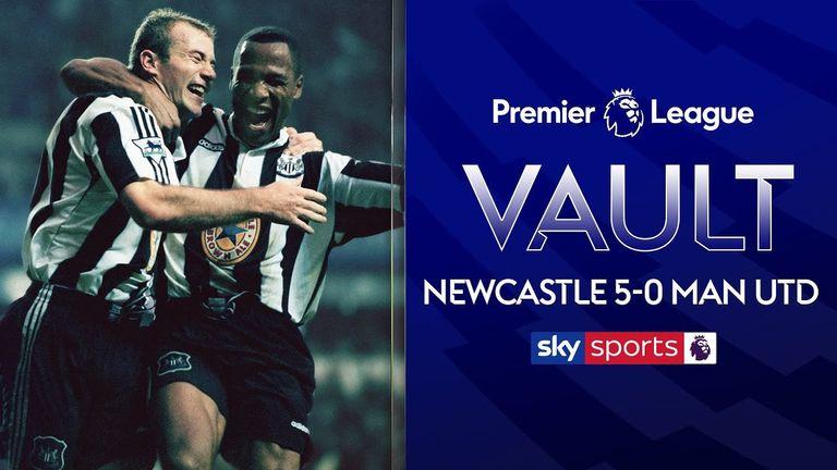 PL Vault Newcastle 5-0 Man Utd