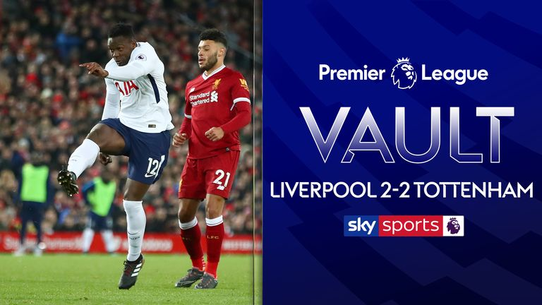 Liverpool 2-2 Tottenham - 2018