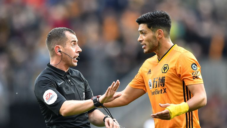 Jimenez hopes for greater clarity from referees over decisions which go to the VAR