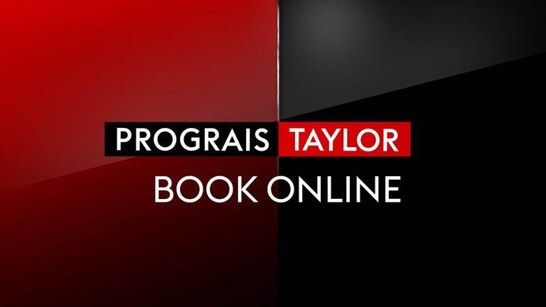 Regis Prograis, Josh Taylor