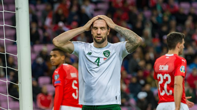 Republic of Ireland missed the chance to qualify for Euro 2020 on Tuesday