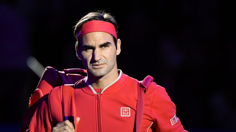 Pique don't know if Roger Federer will play in the Davis Cup one day