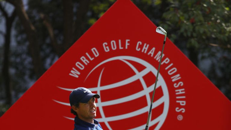 McIlroy's last World Golf Championship win came at the 2015 WGC-Dell Technologies Match Play