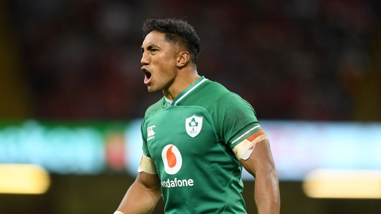 Aki has played 23 Tests for Ireland