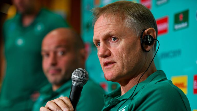 Joe Schmidt is confident his players can focus in on their game with Samoa