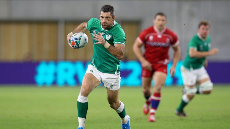 Ireland full-back Rob Kearney