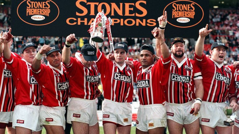 Super League Grand Final: Salford Red Devils' Ian Blease excited for Old Trafford return   Rugby League News  