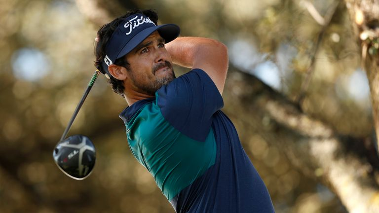 Samuel Del Val will go out alongside Rahm in the final group on Sunday