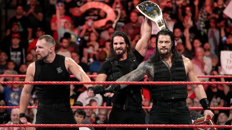 There will be an all-star Shield clash on SmackDown tonight as Seth Rollins takes on Roman Reigns