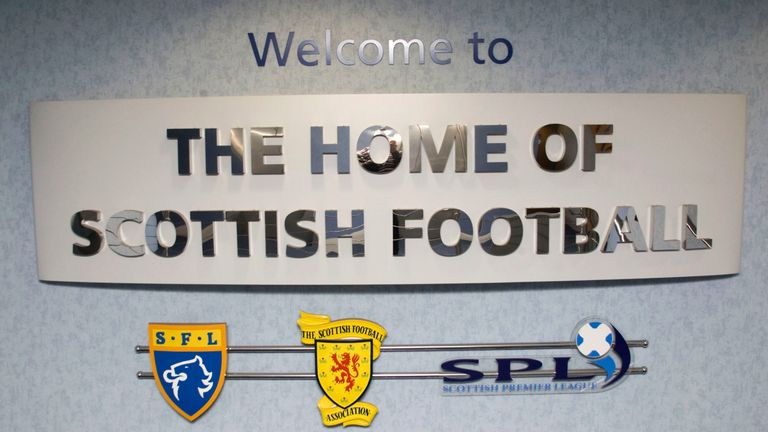 The SFA are also considering banning youngsters from heading the ball