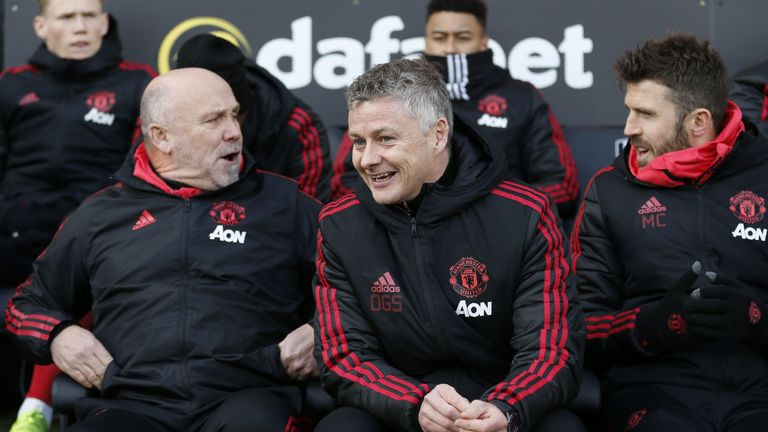 Manchester United Reporter Notebook Who Is United S New Coach Martyn Pert Football News Sky Sports