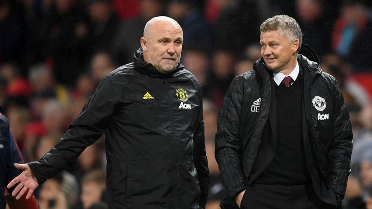 Solskjaer insists he and assistant manager Mike Phelan have the final say on transfers