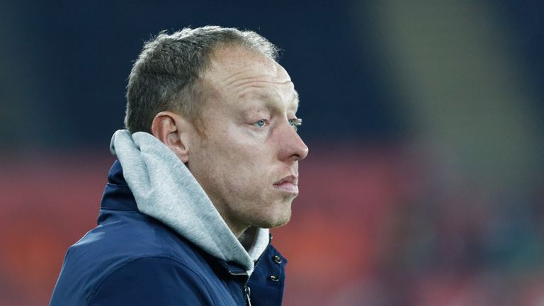 Steve Cooper's Swansea have won just one of their previous six Championship fixtures