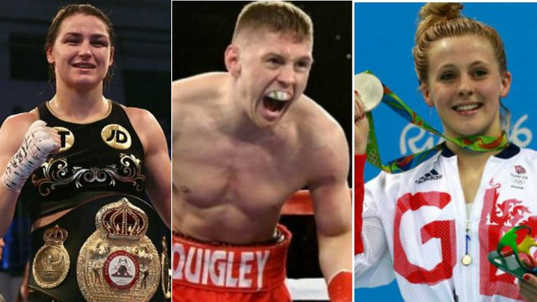 Katie Taylor, Jason Quigley and Siobhan-Marie O'Connor have all enjoyed Sky support