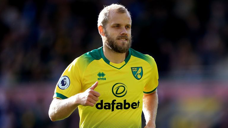 Teemu Pukki has been one of Norwich's standout performers this season